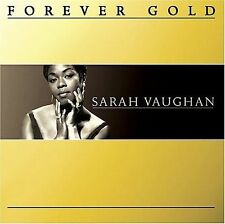 SARAH VAUGHAN - FOREVER GOLD (NEW CD)