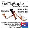 iPhone 3GS 3G OEM Power Headphone Jack Audio Volume Mute Button Flex Cable Black