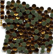 Rhinestones 20ss 5mm TOPAZ  CRYSTAL  Hot Fix  1 Gross