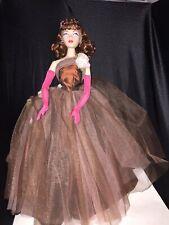 Gene Cocoa Rose Ashton Drake Mel Odom Doll As Shown