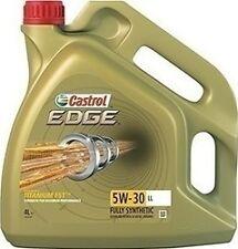 Olio Castrol Edge LL  titaniumLonglife 5W30 4 lt.