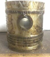 Lister Diesels - Internal Combustion Engine Piston Assembly P/N: 570-10940 (NOS)