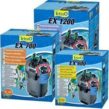 Tetratec EX600 EX800 EX1200 Tetra Aquarium External Fish Tank Filter Canister