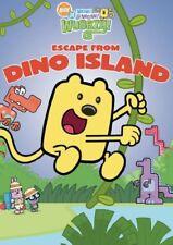 Wow Wow Wubbzy: Escape from Dino Island [New DVD]