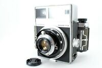 【Excellent】MAMIYA UNIVERSAL PRESS Silver w/SEKOR 90mm F3.5 From Japan 740926