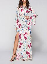 Vestito Donna Lungo Maxi Copricostume Printed Woman Maxi Spring Dress 110350 P