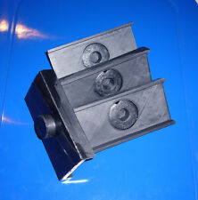 PU-Dämpfungsplatte HA-Blattfeder Opel Olympia Rekord A, P1, P2            (126)