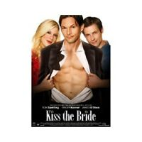 TORI SPELLING/PHILIPP KARNER/JAMES O'SHEA - KISS THE BRIDE  DVD NEUWARE