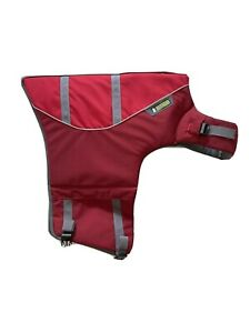 Ruffwear Float Coat, Red, Size XL
