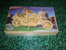 IDEAL REVENDEUR LOT DE 12 PUZZLES EN 3D motorcycle harley-davidson