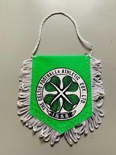 Celtic Glasgow fanion vintage foot football banderin pennant wimpel