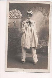 Vintage Cppr Autographié Par Ethel C. Sharp Actrice