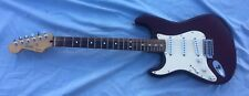 Fender Stratocaster Left-Handed Lefty MIM Electric Guitar Mexico