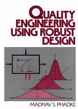 Quality Engineering Using Robust Design by Phadke, Madhav S.