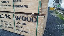 Elliotispine-Sperrholz, Kanadaplatten 20mm x 2500mm x 1250mm