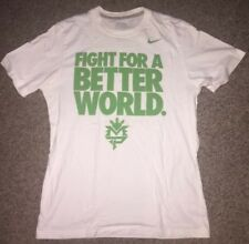 Nike x Manny Pacquiao Vintage Fight For A Better World T Shirt Mens Size Medium