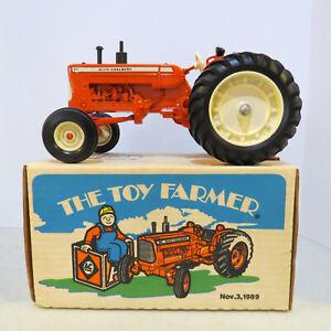 Ertl Allis Chalmer D-19 Tractor Toy Farmer 1989 1/16 AC-2220PA-B