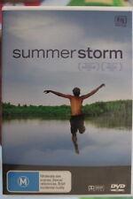 SUMMER STORM RARE DELETED DVD - GAY INTEREST CULT FILM MARCO KREUZPAINTNER MOVIE