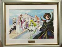 Code Geass Duplicate original picture Free Shipping from JAPAN