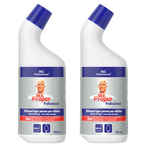 2er Pack Meister Proper Professional WC-Reiniger 2x750 ml