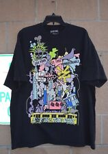 Men's Zoo York 'Unbreakable' Short Sleeve T Shirt- Size 2XL~ Black