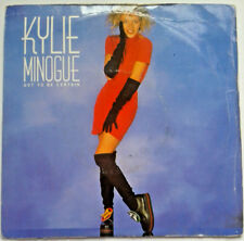 """Kylie - Got To Be Certain  7"""" Vinyl Record 45RPM 1980s Music"""