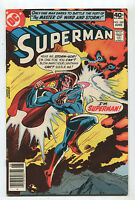 Superman #348 FN/VF The Master Of Wind And Storm    DC Comics CBX8