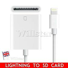 Lightning SD card reader fotocamera Adattatore per IPAD AIR MINI IPHONE 6s 7 PRO PLUS