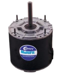 Century Motors 9724 - Condenser Fan Motor 1/4-1/5-1/6 HP, 1625 RPM, 1 Speed, 208