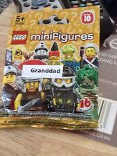 LEGO SERIES 10 GRANDPA MINT CONDITION