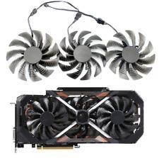 Fan For GIGABYTE AORUS GeForce GTX1070 GTX1080 Fans 95mm T129215BU PLD10015B12H