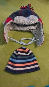 gapkids and Gymboree  hat for boys super warm size  4-5 years