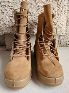 NWT Belleville Leather Suede Boots Coyote Brown C775ST GoreTex Sz 9.0W