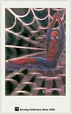 2002 Topps Spiderman Trading Card Hologram H2