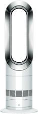 NEW Dyson 302427-01 AM09 HotCool Fan Heater White/Silver
