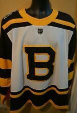 2019 WINTER CLASSIC BOSTON BRUINS ADIDAS NHL AUTHENTIC PRO JERSEY