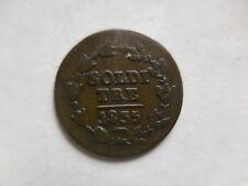 Svizzera canton Ticino 3 soldi 1835