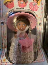 Crystal Sugar & Spice Cupcakes African American Aa TonkaToy Doll Original Pkg.
