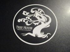 TREE HOUSE BREWING Julius Doppelganger Black STICKER decal craft beer brewery
