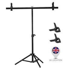 60x75cm Photography PVC Backdrop Background Small Support T Stand System Kit UK