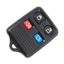 HQRP Carcasa para llave de 4 botones Ford Crown Victoria 2001 / 2002 / 2003
