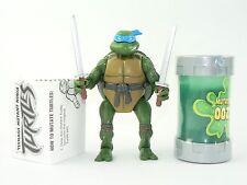 Teenage Mutant Ninja Turtles Mutatin Leonardo Transformation 5'' Figure W Ooze