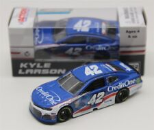 2018 KYLE LARSON #42 Credit One Bank Stripe 1:64 Action Diecast Free Shipping
