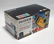 NEW FUJIFILM FinePix XP90 Shock & Waterproof HD Wi-Fi Digital Camera - Yellow