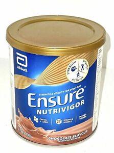 Ensure NutriVigor Shake Chocolate Flavour 400g EXP 07/21