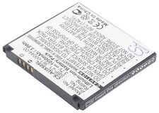3.7V battery for Garmin-Asus 361-00044-00, TCE2110104709376, nuvifone A50, 07G01