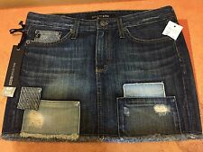Big Star 1974 Short Skirt Jean Size 27