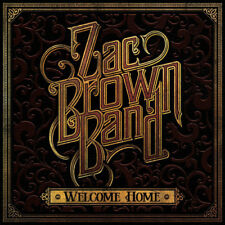 Zac Brown Band : Welcome Home CD (2017) ***NEW***