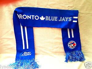 MLB TORONTO BLUE JAYS Bud Light Scarf Licensed Merchandise