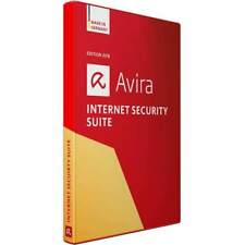 AVIRA Internet Security Suite 2020 3 PC Device Antivirus - Download Global Key